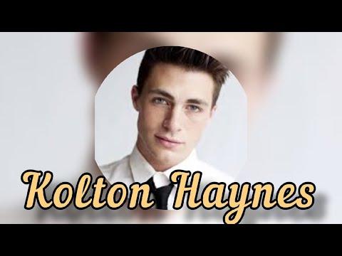 Колтон Хейнс   Колтон Хэйнс   Colton Haynes
