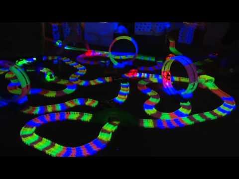 Twister Trax Glow Track