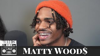 Matty Wood$ on St. Louis, losing his mother, Lucki being his favorite Chicago artist