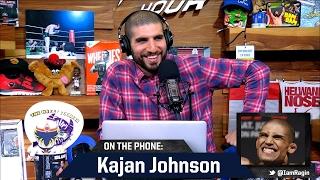 Kajan Johnson Explains