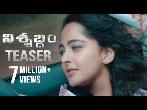 Nishabdham Teaser
