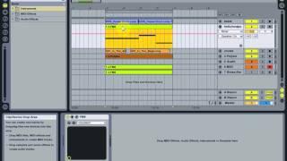 Ableton & Reason Vocoder Disco Funky House Tutorial