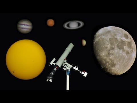 Blick durch mein Teleskop 3