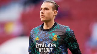 Andriy Lunin/All Saves for Zorya Luhansk/Real Madrid/|HD|
