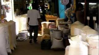 preview picture of video 'Mercado Central, San Pedro de Macorís'
