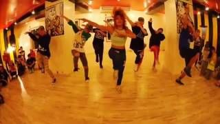Chris brown leave broke dance choreography hd