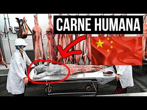 Top 5 comidas en CHINA mas HORRIBLES y DESAGRADABLES