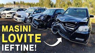 Parc auto cu masini LOVITE foarte Ieftine in Germania !!