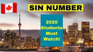 [What is SIN NUMBER & How to get a SIN NUMBER] | Indians in Canada 2019 |