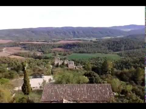 El romànic de l'Anoia - Castell i Santa Maria - Miralles