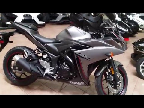 2016 Yamaha YZF-R3 in Murrieta, California
