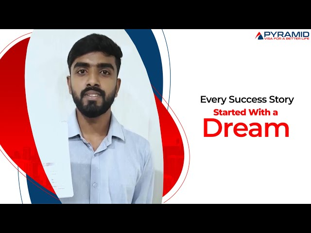 Canada study visa success story from 𝐏𝐲𝐫𝐚𝐦𝐢𝐝'𝐬 𝐊𝐨𝐜𝐡𝐢 𝐁𝐫𝐚𝐧𝐜𝐡