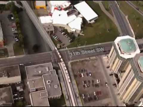 Calgary Transit's West LRT Route Animation Mp3