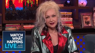 Gambar cover Did Cyndi Lauper Hate 'We Are The World'? | WWHL