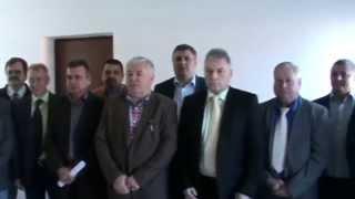 Sajtótájékoztató a korkedvezmény ügyéről a MOSZ székházban