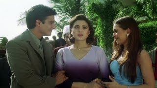 Preity & Arjun Get Back Together - Dil Hai Tumhara Scene | Mahima, Rekha