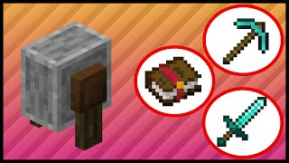 Minecraft Grindstone: How To Use Grindstone In Minecraft?