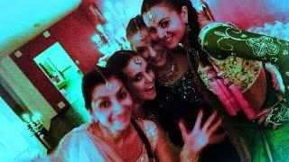 Merlin am Zauberberg - Indisches Restaurant in Frankfurt Deutschland - Bollywood-Arts Tanzshow