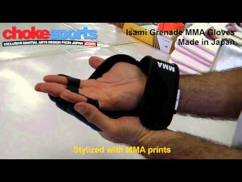 PUNCHING PROPERLY WITH MMA GLOVES