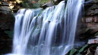Nature Sounds & Music for Relaxation - [No Video Ads] - Waterfall & Indian Strings