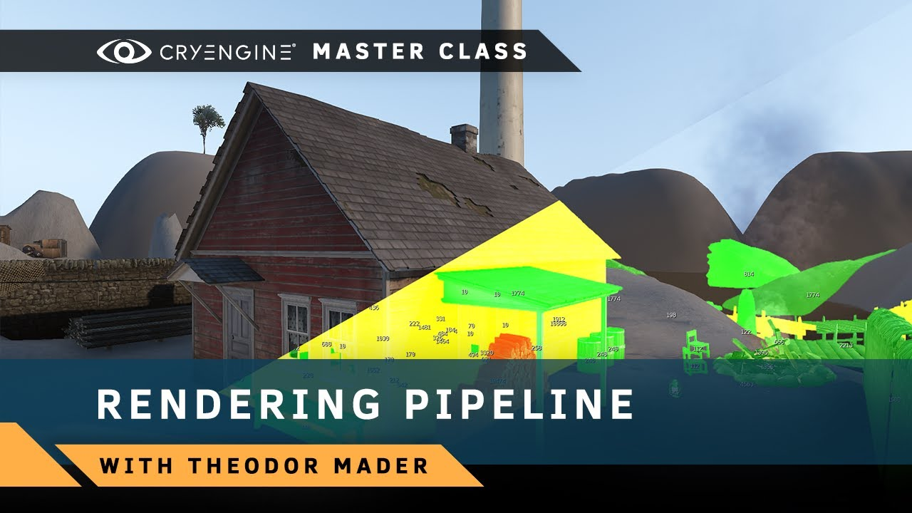The CRYENGINE Rendering Pipeline