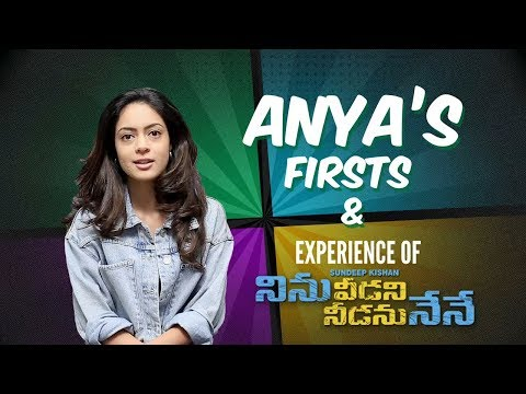 anya-singh-interview-about-ninu-veedani-needanu-nene
