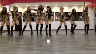 【SNSD】'The Great Escape' Dance_covered by CPSD
