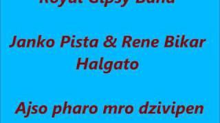 Rene Bikar Royal Gipsy Band Halgato