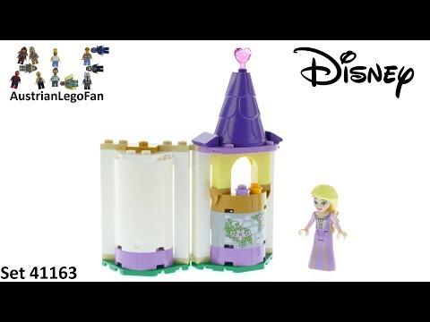 Vidéo LEGO Disney 41163 : La petite tour de Raiponce