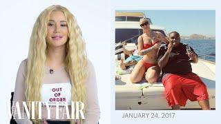 Iggy Azalea Explains Her Instagram Photos | Vanity Fair - Video Youtube