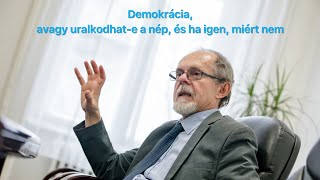 Demokrácia, avagy uralkodhat-e a nép, és ha igen, miért nem. Egy Bogár Naplója