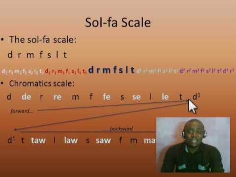 Solfa Notation Of Nigerian Songs Full Pdf