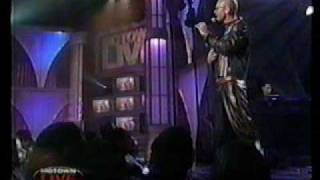 """Chico DeBarge Performing """"Everybody Knew But Me"""" and """"Sexual"""""""
