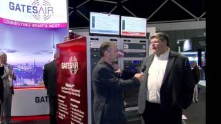 IBC2015 Tour do produto do GatesAir: InBroadcast InSight