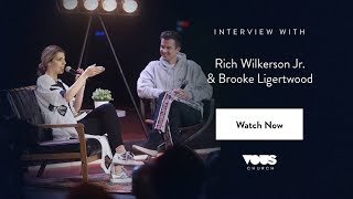Rich Wilkerson Jr. Interviews Brooke Ligertwood / VOUS Conference 2018