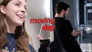 it's moving day!!! // Jill Cimorelli