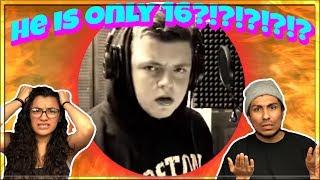 Iamtherealak (16 Year Old) Kills Panda Remix REACTION