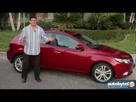2012 Kia Forte Sx 5 Door Road Test And Review Autobytel Com