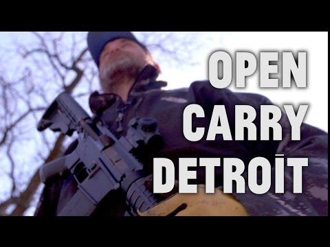 In America's Most Violent City, You're Free to Carry a Semi-Automatic Weapon