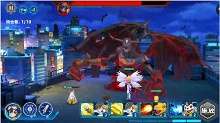 Digimon: Guild Wars | 3D Android Game| Beta | Android Gameplay