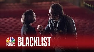 The Blacklist - Kaplan as the Smoking Gun