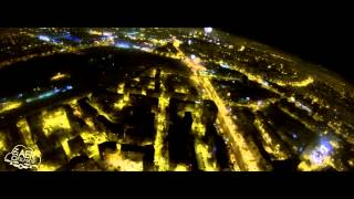 Happy new year 2015! (Drone video full HD)
