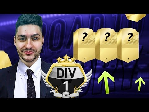 FIFA 18 THE SQUAD BUILDER  YOU NEED TO WIN DIVISION 1 (AFFORDABLE) - RTG #16