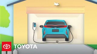 Introducing Clean Assist EV Charging Program | Toyota