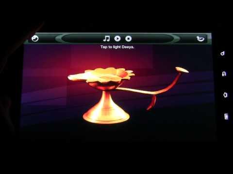 Video of Diwali Deeya (Diya)