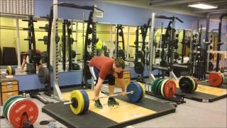 Heavy Training In Kansas City