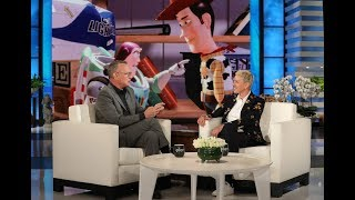 Tim Allen Warned Tom Hanks About the Emotional Ending of 'Toy Story 4'