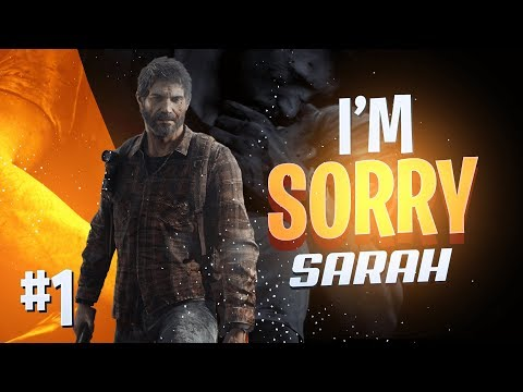 OH NO, SARAH! | The Last of Us [No Commentary] - Gameplay LiveStream | Part 1