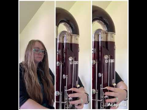 Trio for Organ and Two Contrabassoons.