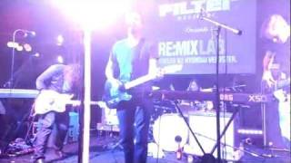 The Boxer Rebellion at The Filter Magazine 10/09/2011 Locked In The Basement.